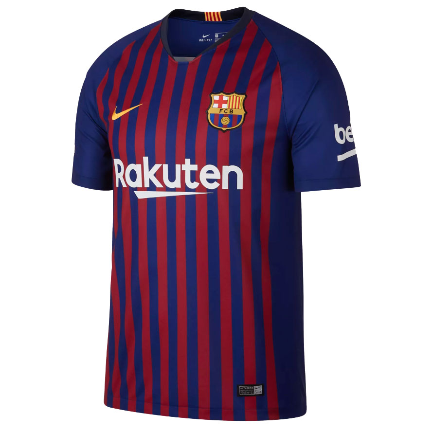 "The form of ""Barcelona"" 2018 - 2019"